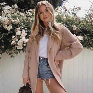🌸 Aritzia Wilfred Cherelle Jacket Blazer SOLD OUT